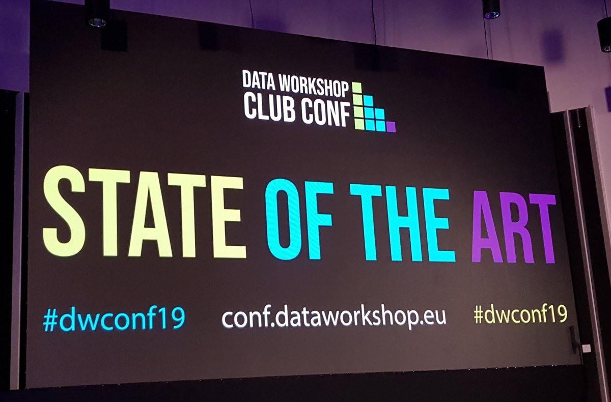 dataworkshop club conf